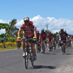 2018 Tour of Samoa. Photo: Mark Dwyer